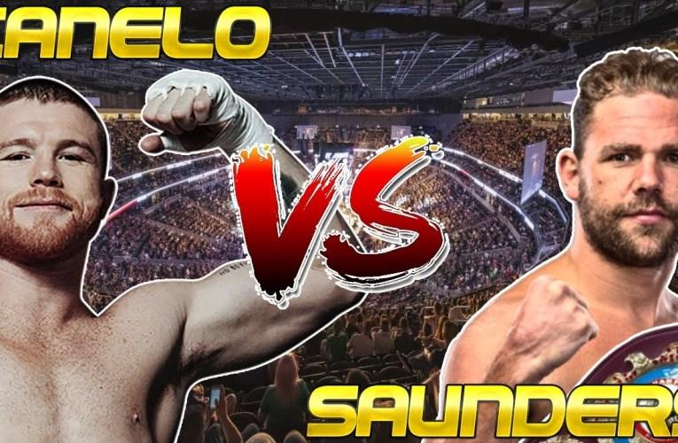 Canelo vs. Saunders: Álvarez se fortalece y apuesta al poder, Saunders al plan de pelea y a la mente