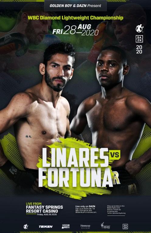 Jorge Linares & Javier Fortuna (DAZN)