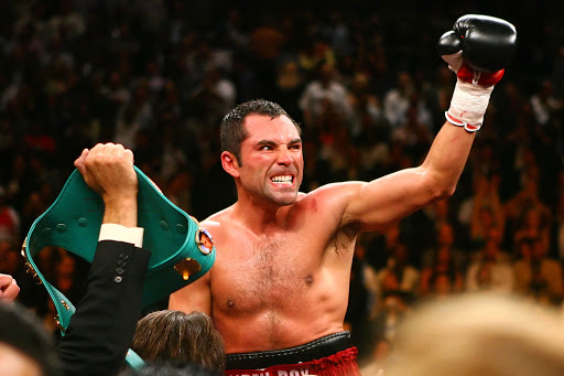 Oscar De La Hoya ya tendría rival para pelea de regreso al boxeo