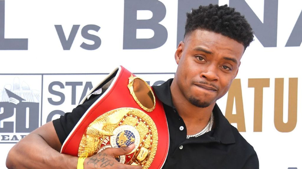 Errol Spence Jr (Foto Cortesía)