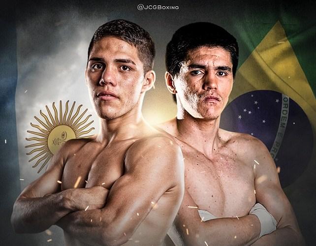 BRIAN CASTAÑO VS PATRICK TEIXEIRA: ARGENTINA Y BRAZIL SE ENFRENTAN UNA VEZ MÁS PERO EN BOXEO