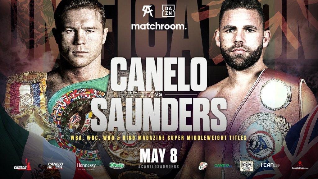 Canelo & Saunders