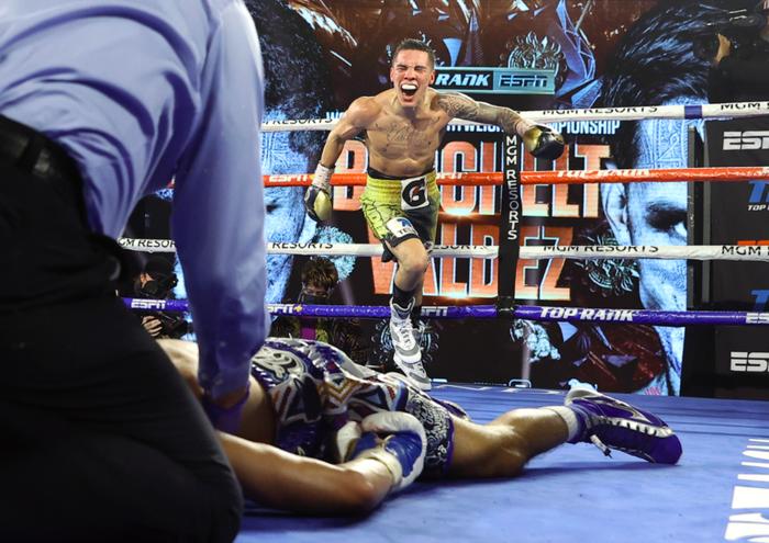 Oscar Valdez «Quiero pelear contra Lomachenko y Gervonta»
