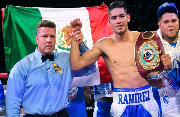 Gilberto 'Zurdo' Ramírez ya tiene rival confirmado para próxima pelea