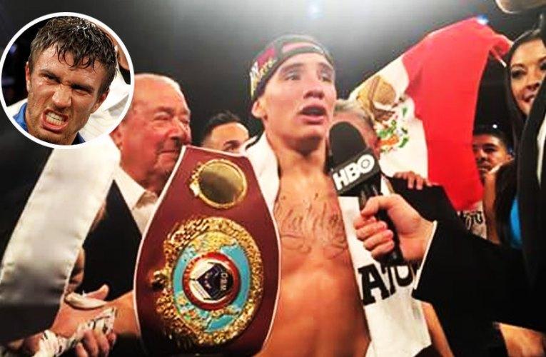 ¿Oscar Valdez vs Vasyl Lomachenko es lo qué sigue? ¡Aclaratoria!