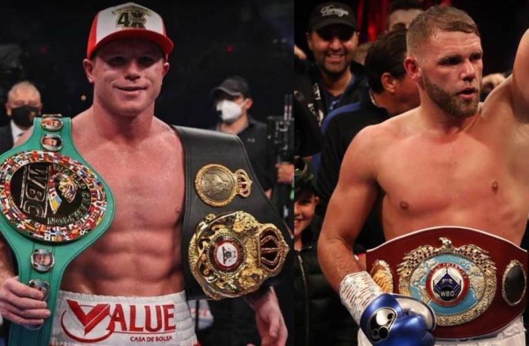 Tyson Fury «Saunders le dará una cátedra de boxeo al Canelo bien fácil»