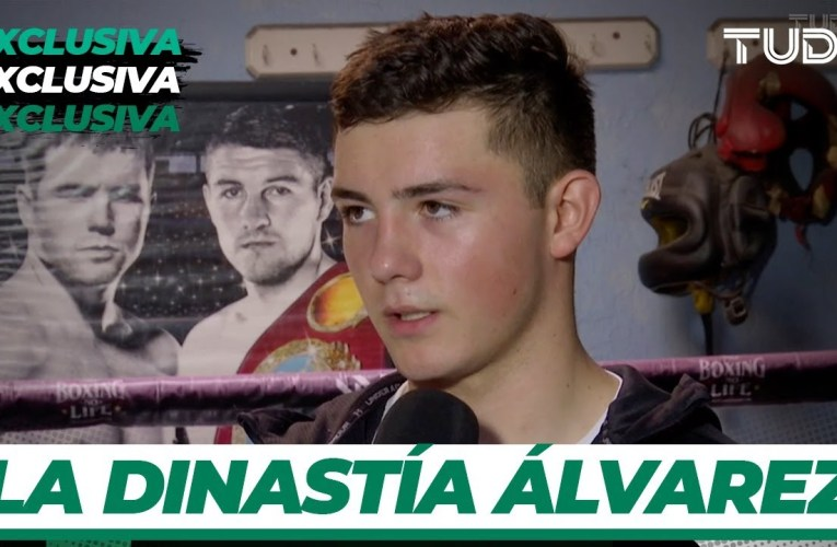 Sobrino del Canelo Álvarez debutará en el boxeo profesional este año