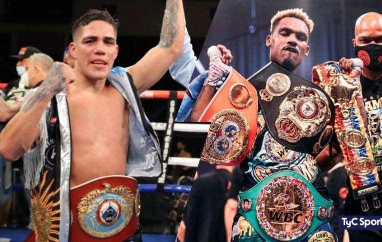 Jermell Charlo VS Brian Castaño: San Antonio y cartelera completa