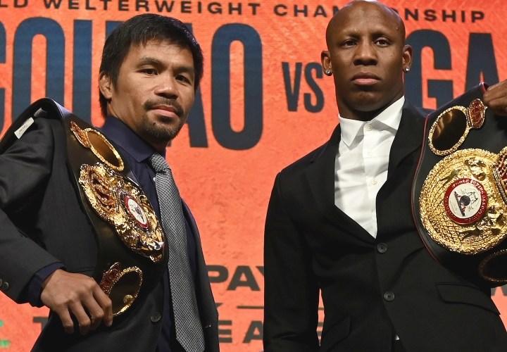 """Pacquiao """"Mientras siga en el boxeo quiero a Spence, Crawford y los mejores"""""""