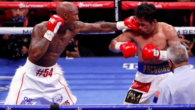 """Manny Pacquiao """"Quizás no me vuelvan a ver peleando"""""""