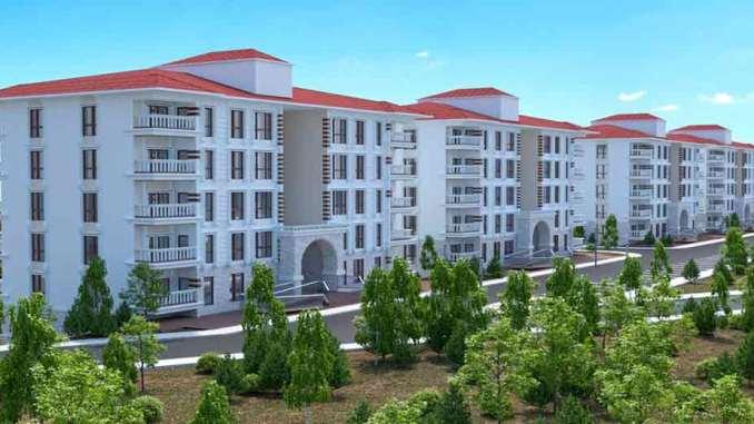 Gaziantep Nurdağı Toki kura sonuçları 2020