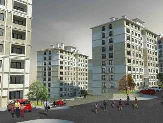 Toki 100 bin sosyal konut projesi daire fiyatları