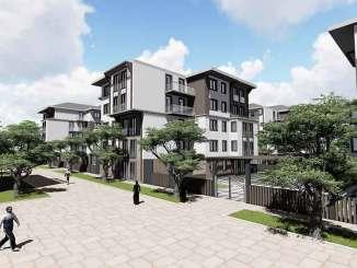 Karaman Akçaşehir Toki 142 konut projesi