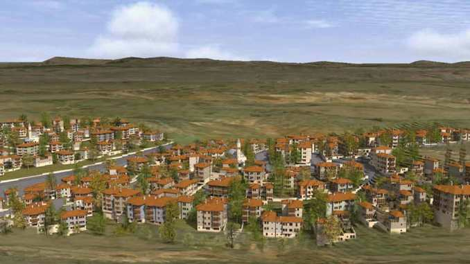 Toki 100 bin sosyal konut Gaziantep