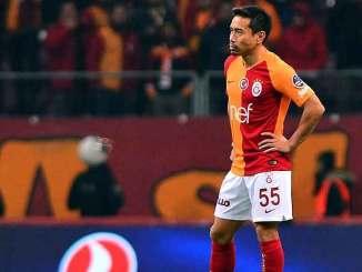 Galatasaray Nagatomo'yu gönderiyor!