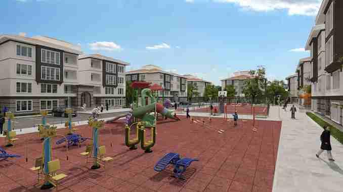 Antalya Alanya Toki kura sonuçları 2020