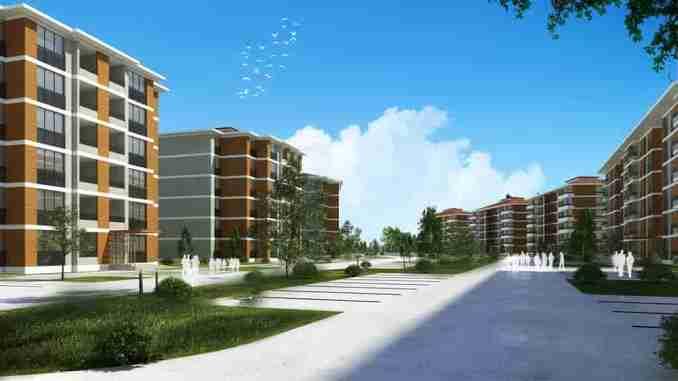 İzmir Aliağa Toki kura sonuçları 2020