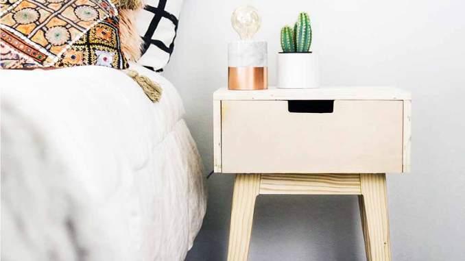 Küçük yatak odası dekorasyon önerileri