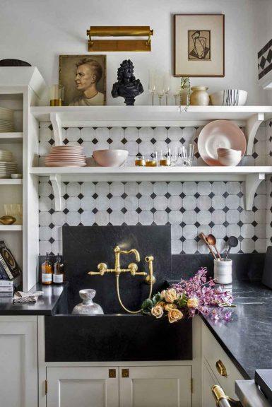 ev dekorasyonu kişisel mutfak