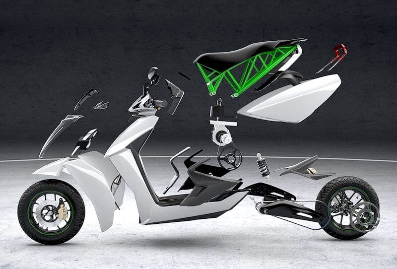 Ather Energy Electric Scooter | Ather 450 & 450X | Made in India