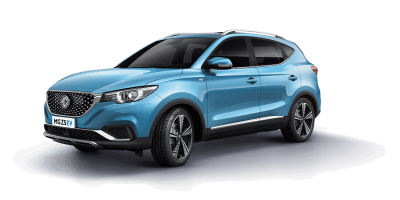 Best Electric SUV in India _ MG ZS EV