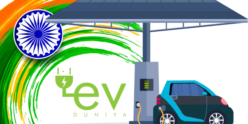 Cost of setup Electric Vehicles Charging Station in India