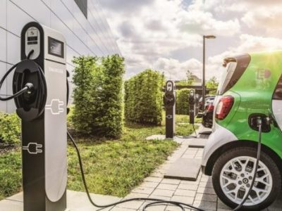 How to setup Electric Vehicle Charging Station