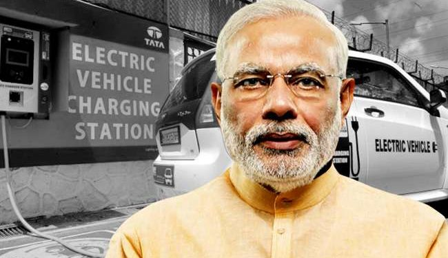 Indian Government in Electric Vehicles