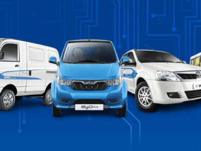 Mahindra Electric Vehicles Models in market