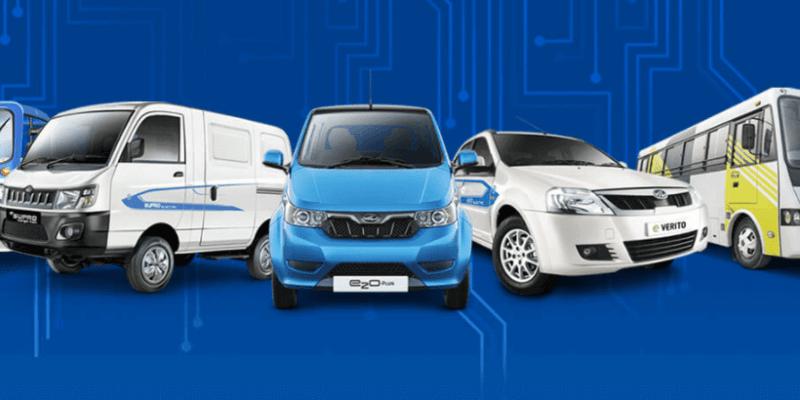 Mahindra Electric Vehicles Models in market