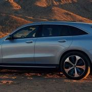 Mercedes-Benz EQC Electric Vehicle _ Features and Specifications
