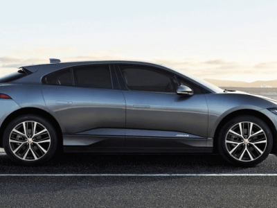 World Car Award winner Jaguar i-Pace Electric