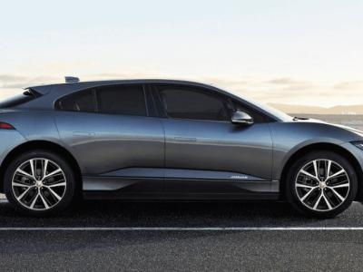 World Car Award winner Jaguar i-Pace Electric