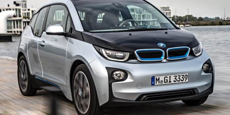 BMW i3 Electric Car Features & reviews