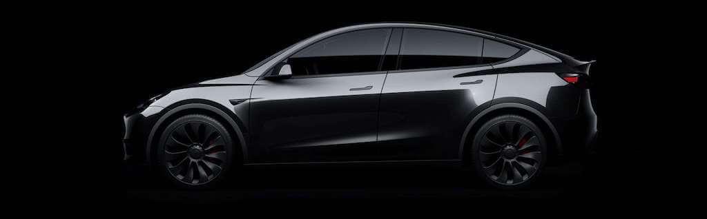Tesla Electric Vehicles-Model Y
