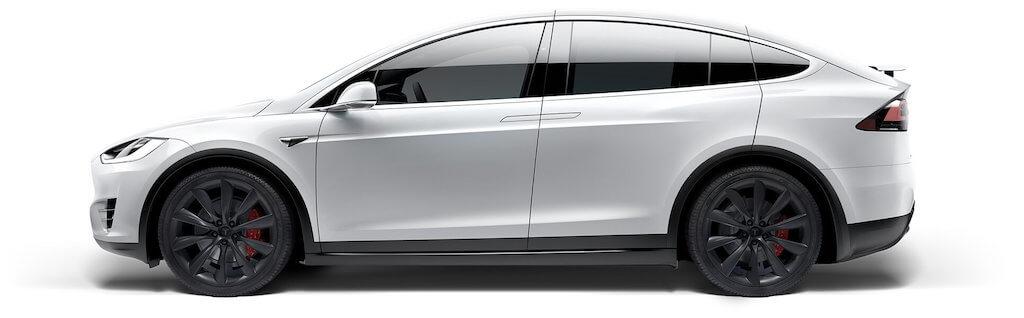 Tesla Model X - Tesla Electric Vehicles