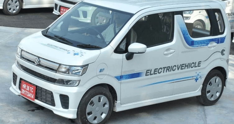 The Maruti Suzuki went official about the launch of its first electric car