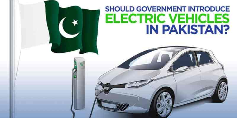 Pakistan aims to turn at least 30% of vehicles running on roads into electric vehicles by 2030.