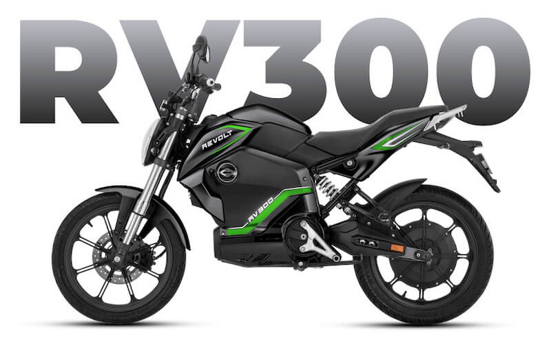 Revolt Electric Bike - RV 300