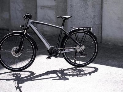 Trekker GT - Triumph Electric Bicycle
