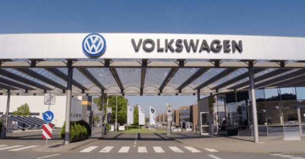 Volkswagen's Germany based unit is one of Europe's largest Electric Vehicle manufacturing plants.