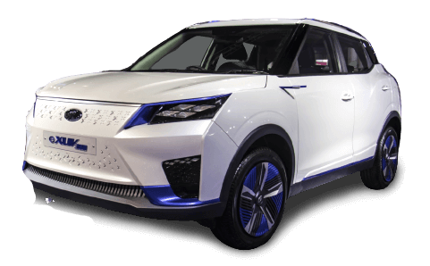 Mahindra e-KUV 300 in top 5 upcoming electric vehicles in India