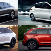Top 8 Electric Cars with a Long Range & power