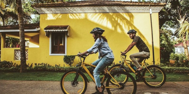 BLive - eco-friendly tourism in India
