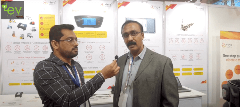 Interview with Mr. VM Suresh-Head of Virya Mobility