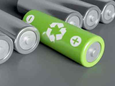 Current Scenario & Future of Battery Recycling