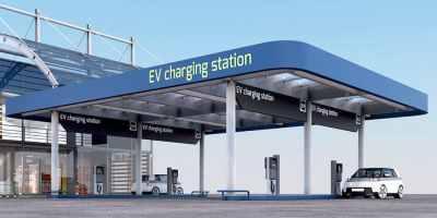GRIDEN Power - EV charging station solution