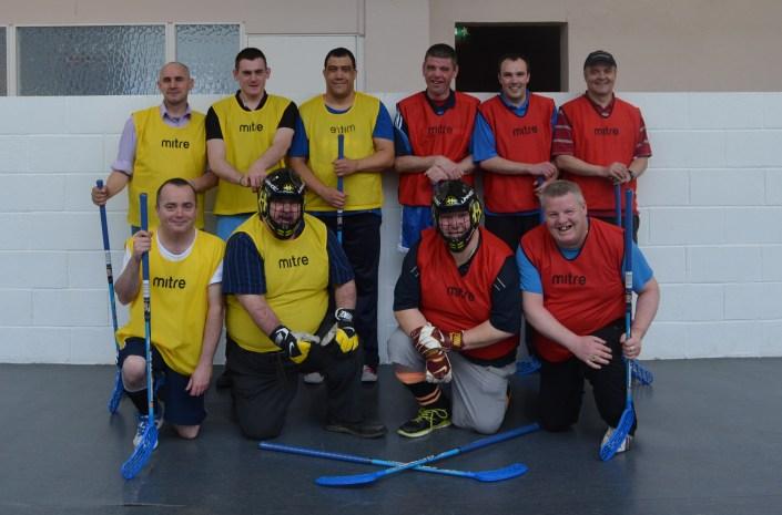 floorball team