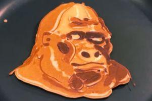 Gorilla-pancake