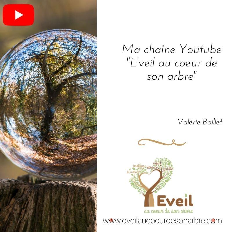 Chaîne Eveil au coeur de son arbre
